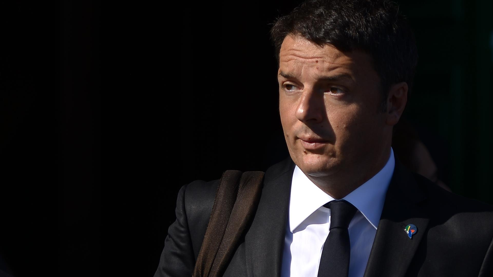 Renzi Summit UE Africa Valletta Migrazioni Getty