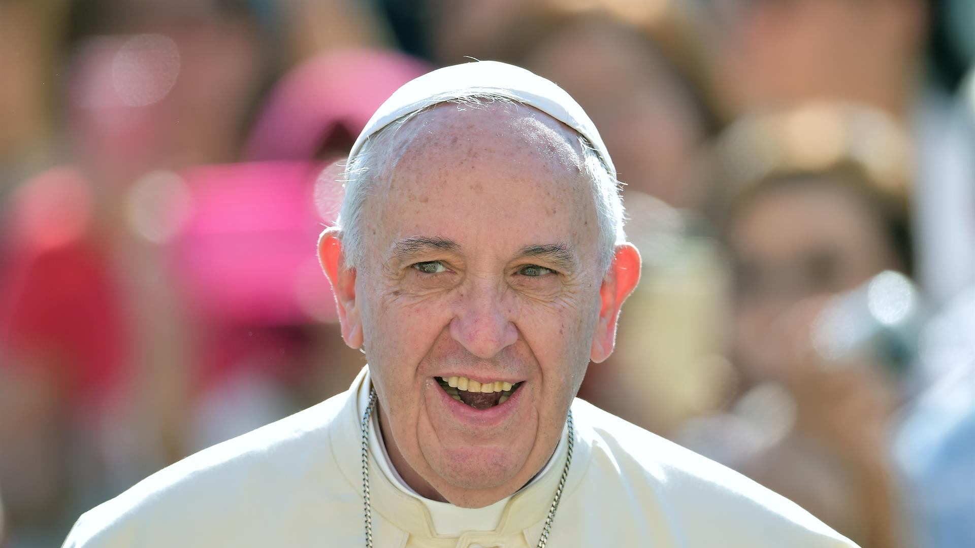 Papafrancesco VINCENZO PINTO:AFP:Getty Images6