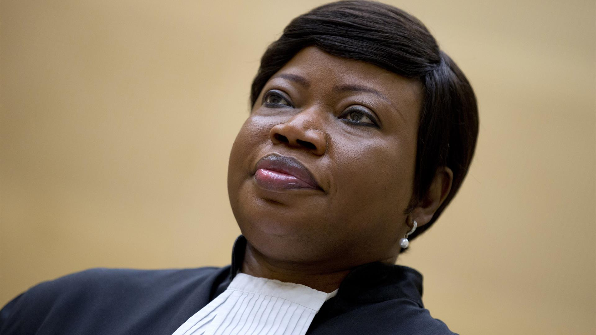 Fatou Bensouda CPI Getty
