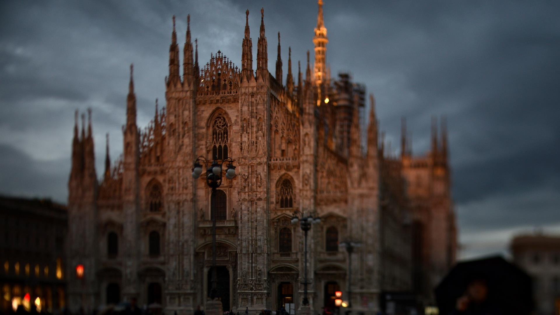 TIZIANA FABI:AFP:Getty Images Duomo