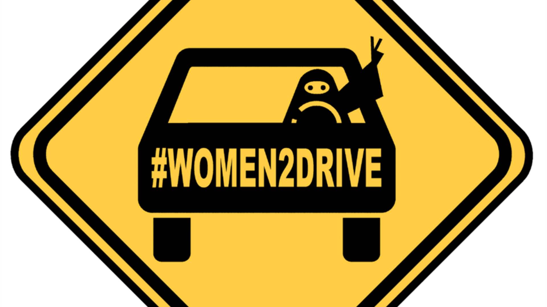 784Px New Saudi Arabia's Traffic Sign (Women2drive)