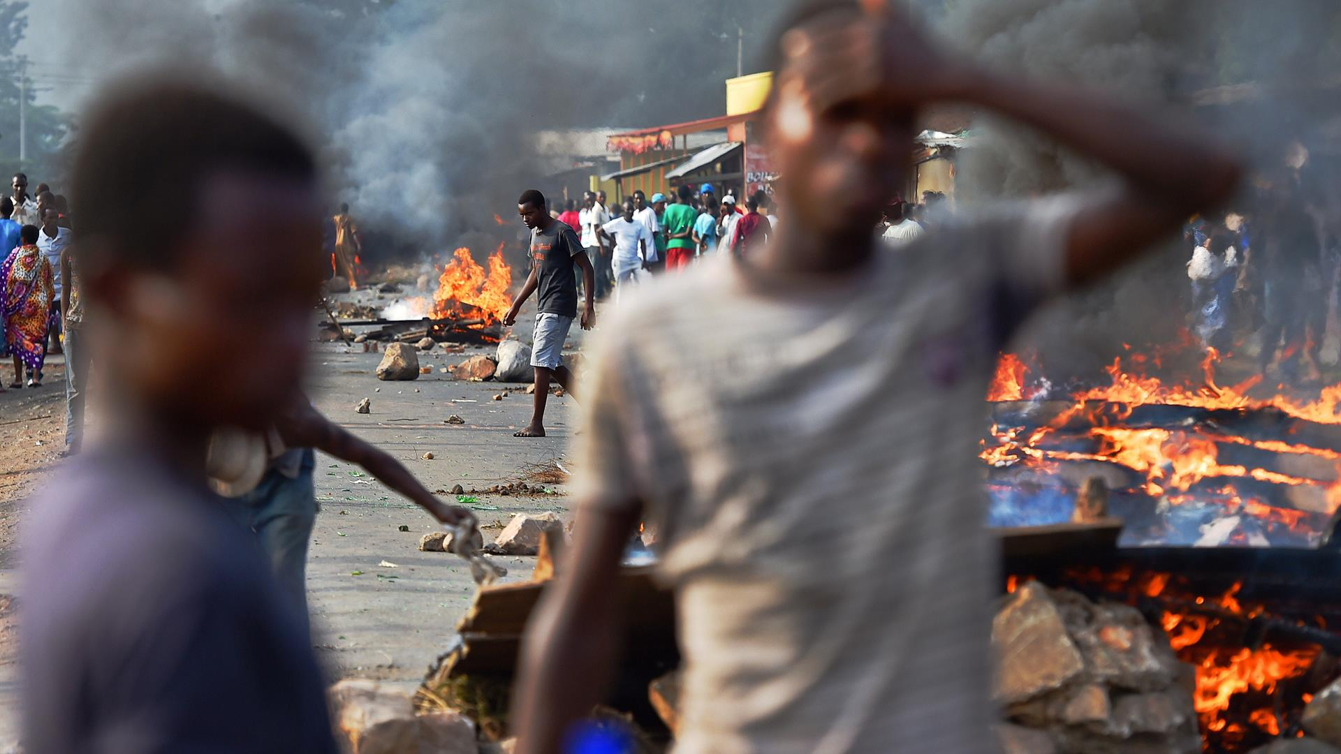Getty Images Burundi