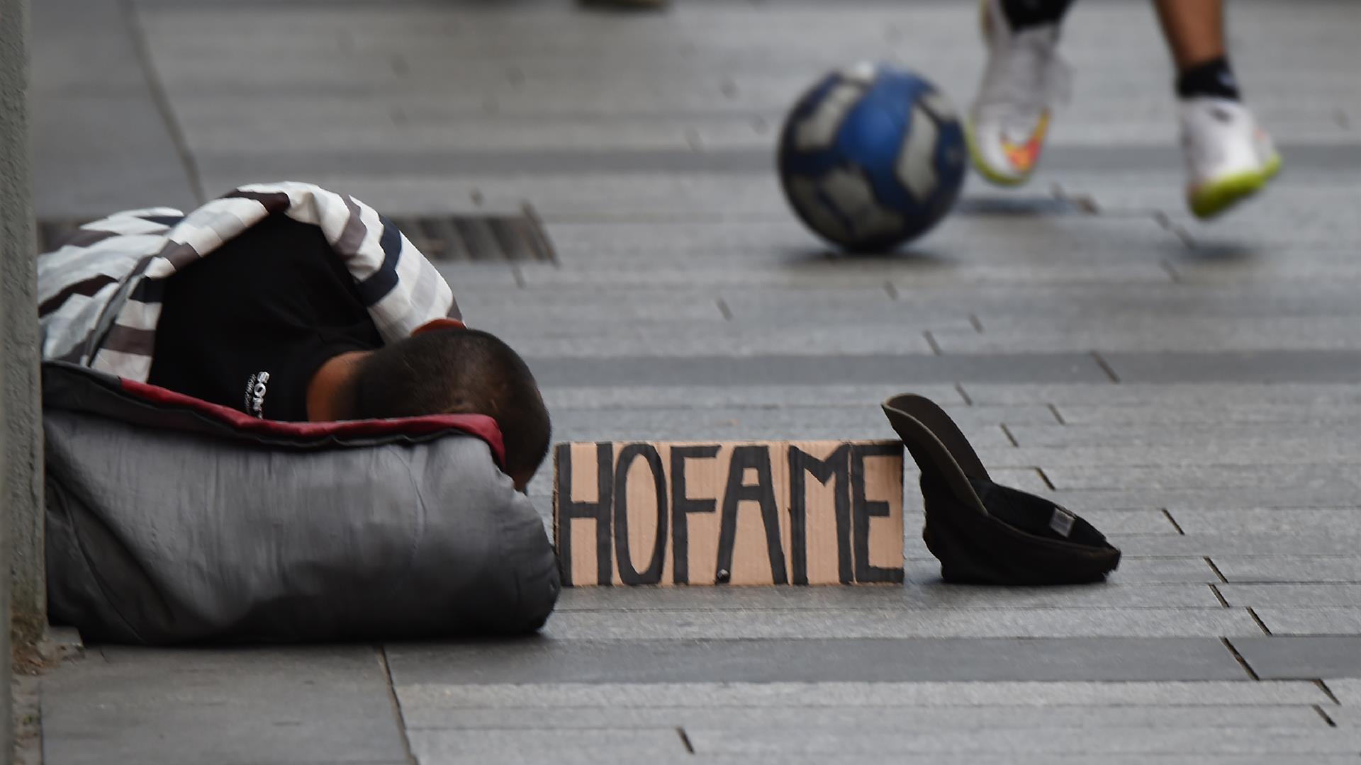 Povertà GIUSEPPE CACACE:AFP:Getty Images)