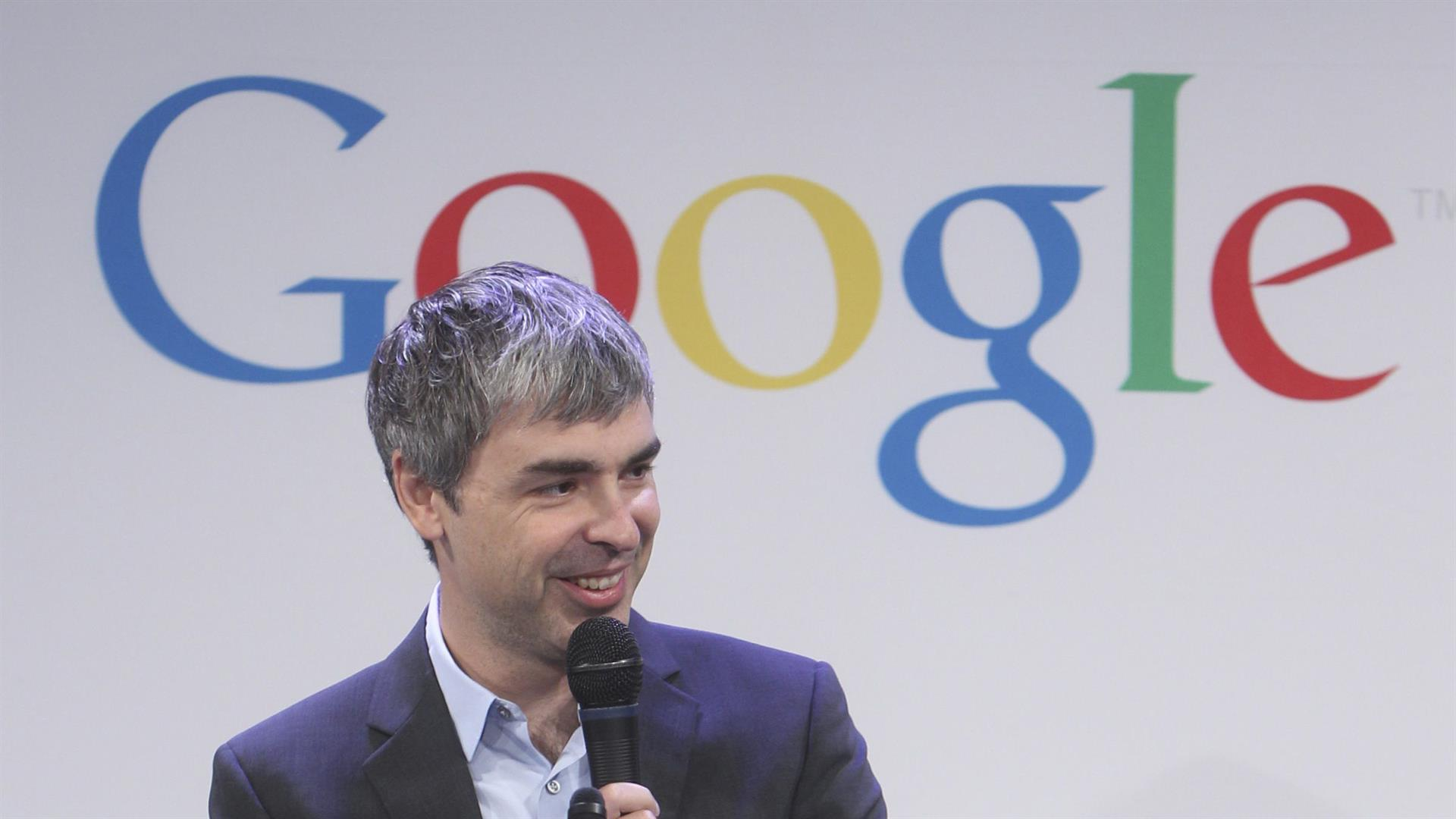 Larry Page Hd