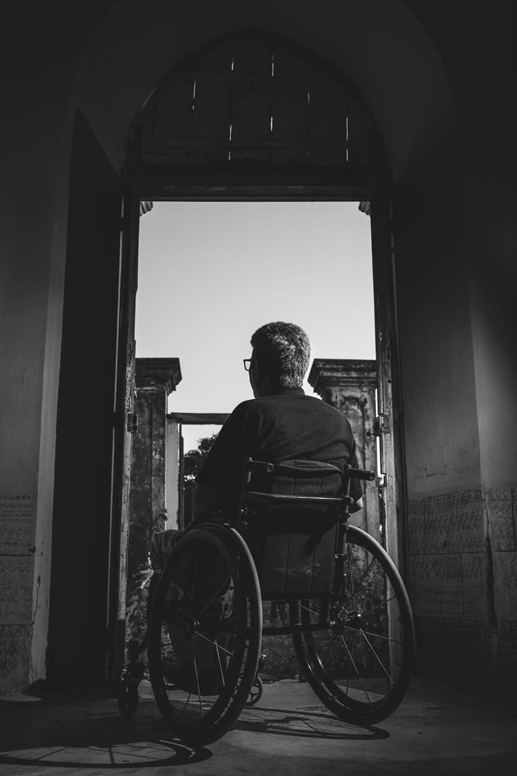 Disabili Wheelchair Pexels