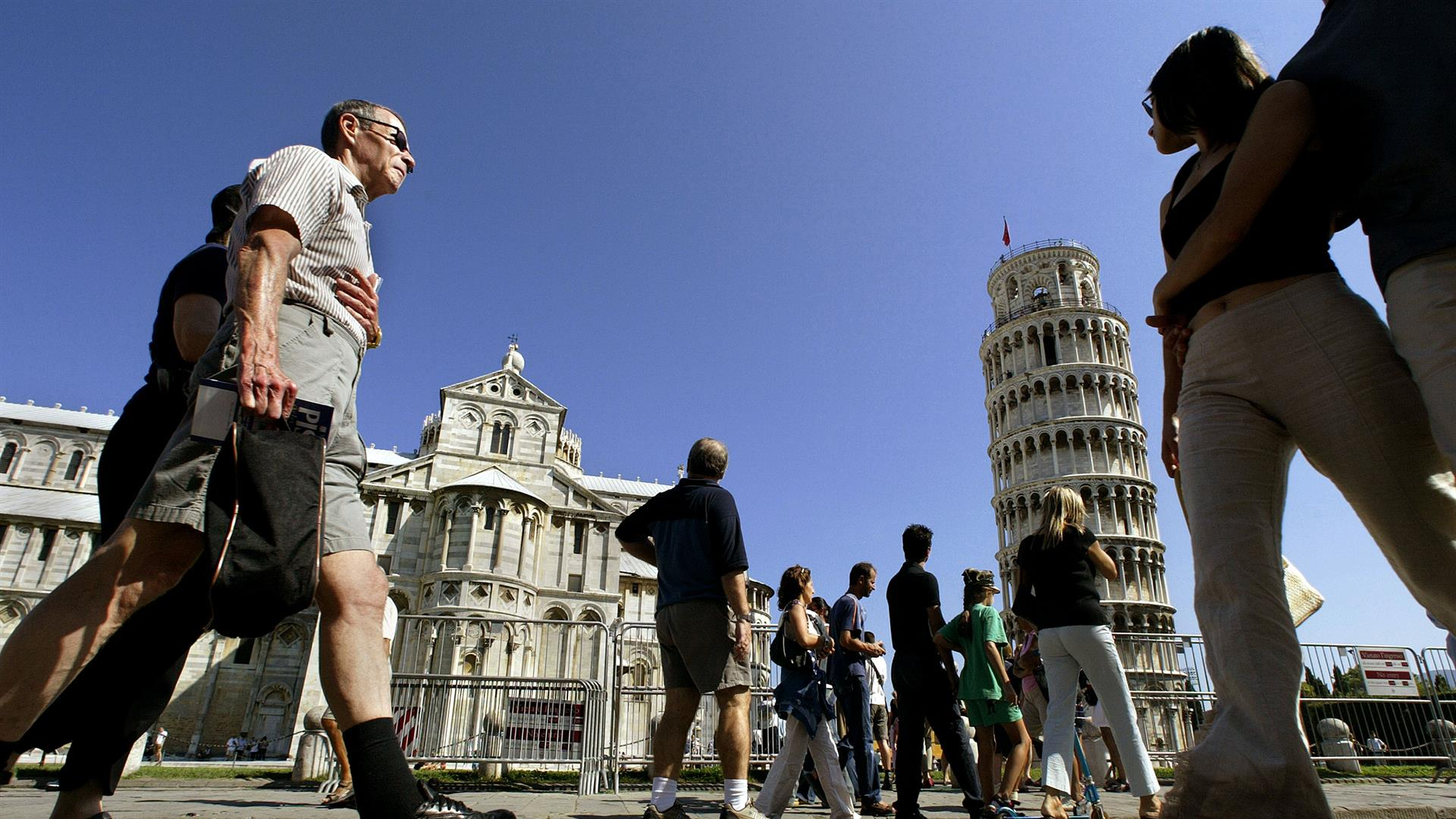 Pisa By Franco Origlia:Getty Images
