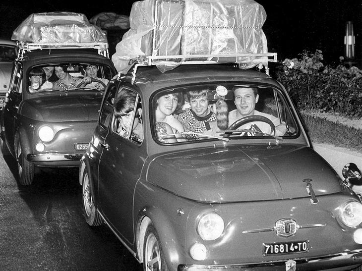 1966 Le Vacanze In 500