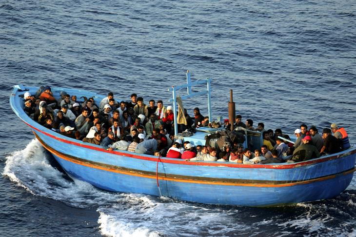 Migranti Lampedusa Getty Im