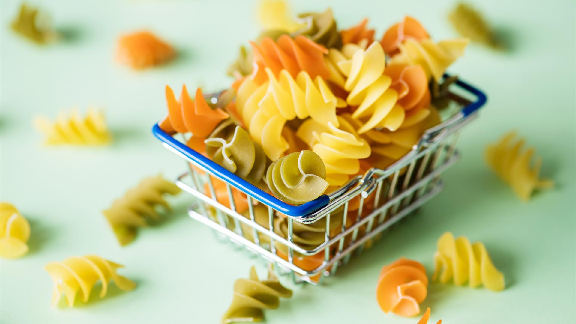 Basket Bright Carbohydrate 1073767