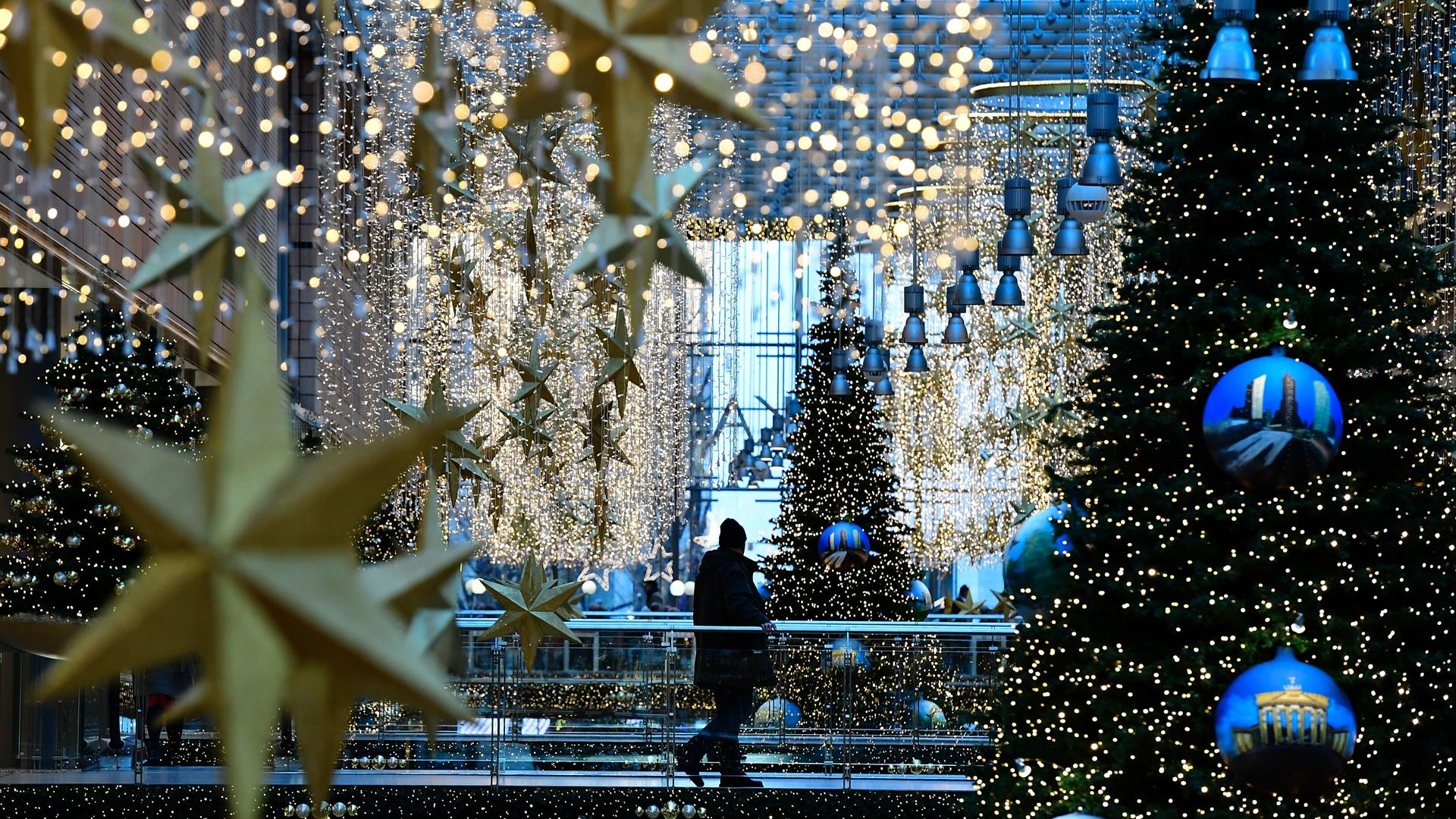 TOBIAS SCHWARZ:AFP:Getty Images Natale