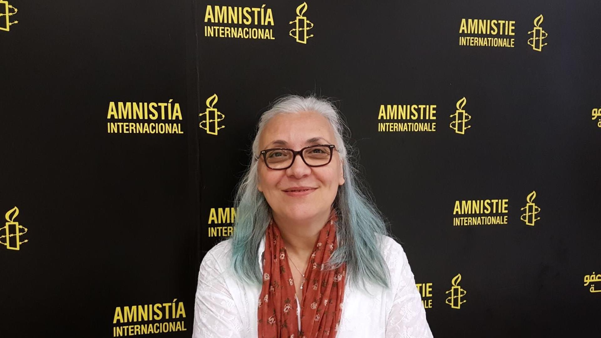 Idil Eser Direttrice Di Amnesty International Turchia