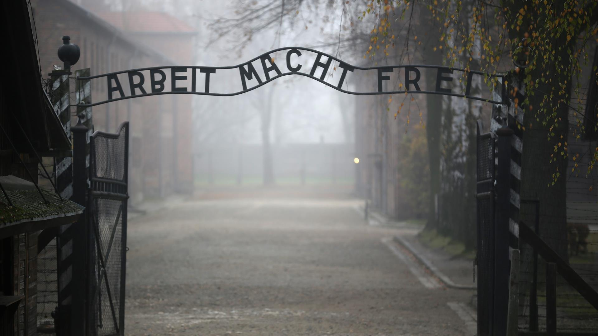 Christopher Furlong:Getty Images Auschwitz