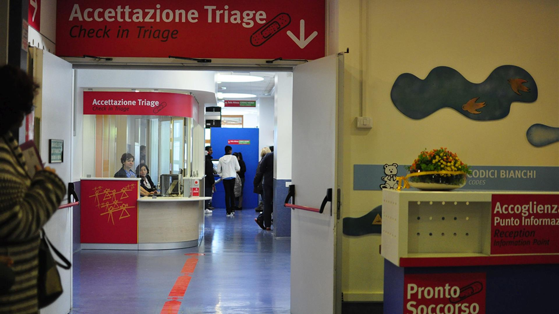 Pronto Soccorso Triage