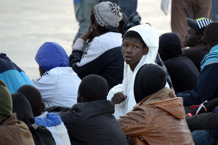 Getty Images Migranti Aprile2015