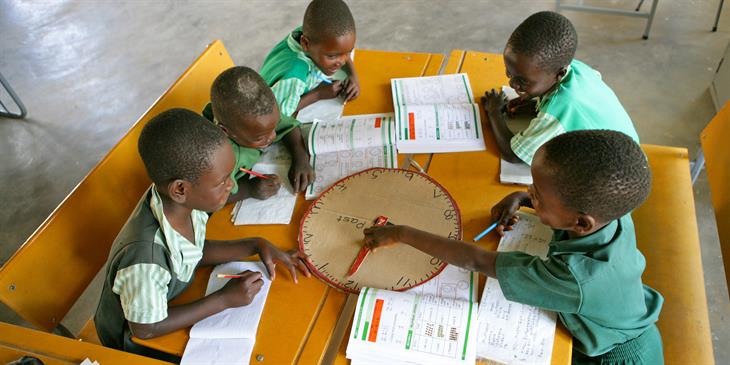 Unicef Im School For Africa Zimbabwe 960X480