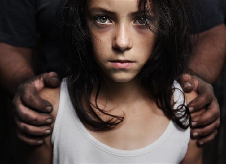 Child Sexual Abuse Man And Child