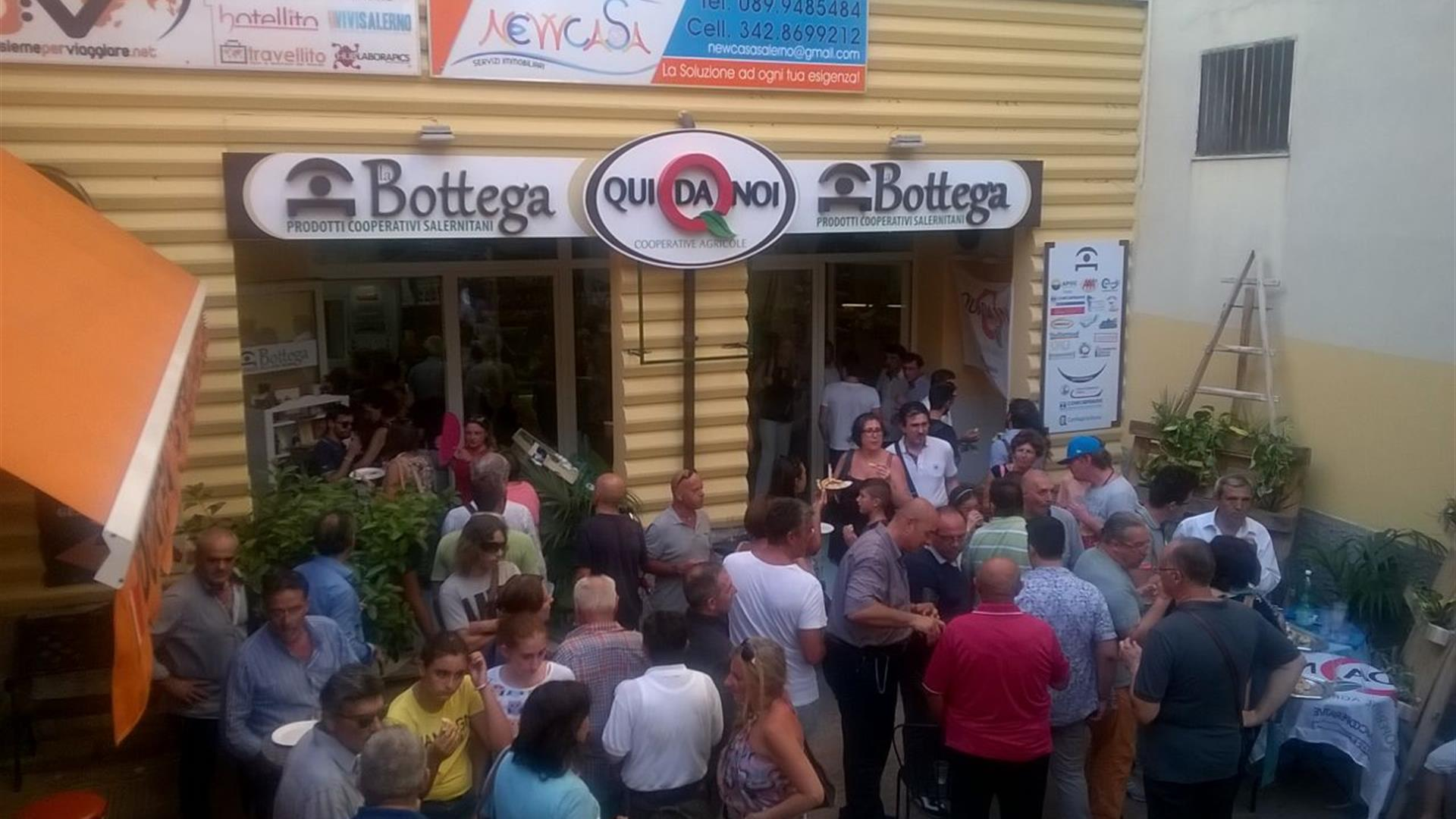 Bottega Coop A Salerno